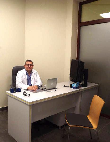 zdjęcie gabinetu lekarskiego