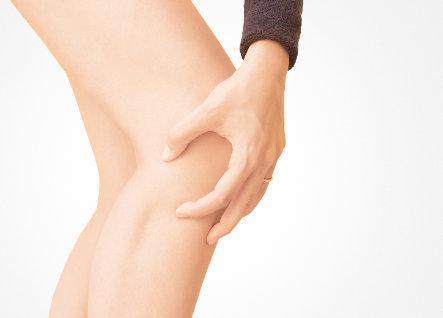 kolano kobiety